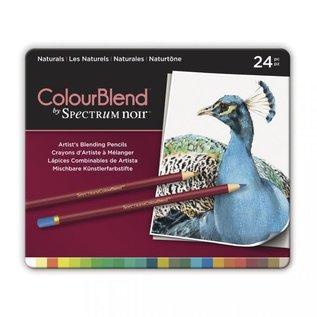 Colourblend by Spectrum Noir natuurkleuren 24st