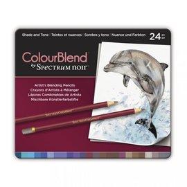 Colourblend by Spectrum Noir schaduwkleuren 24st