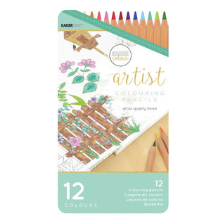 Artist colouring pencils KaiserCraft 12st
