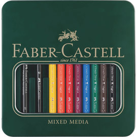 Faber-Castell Mixed Media Watercolor set