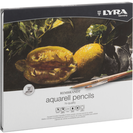 Lyra Rembrandt Aquarell Pencils 24st.