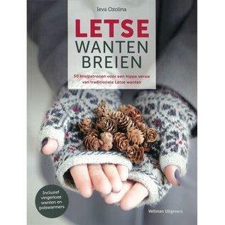 Boek Letse wanten breien