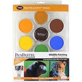 PanPastel set Wildlife Painting