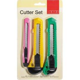 AMI Cutter set 3 delig