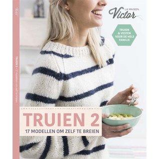 Boek Truien 2, 17 modellen om zelf te breien