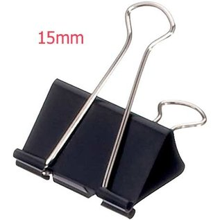 Binder Clips 15mm 12st.