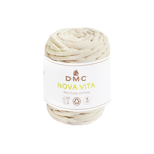 Copy of DMC Nova Vita 250g 03 Beige Recycled Cotton bad 081