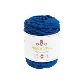 DMC Nova Vita 250g 075 blauw Recycled Cotton bad 071