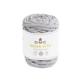 DMC Nova Vita 250g 121 lichtgrijs Recycled Cotton bad 072