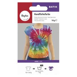 Rayher BATIK verf Tie-Dye Violet 10gr.