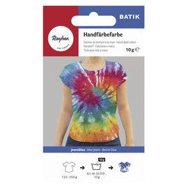 BATIK verf Tie-Dye Jeans Blauw 10gr.