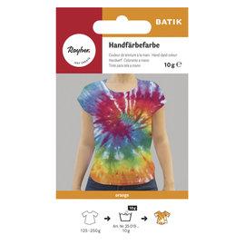 BATIK verf Tie-Dye Oranje 10gr.