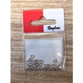 Rayher Ringetjes ovaal 3x4mm 30st.