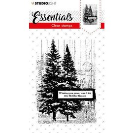 Studio Light Clear Stamp A7 Essential nr.471