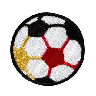"""Applicatie om op te strijken ca.4,8cm """"Voetbal"""""""