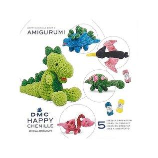 DMC boek Happy Chenille Book nr.2 Amigurumi