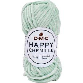 DMC Happy Chenille 15g 16 lichtgroen bad HC07