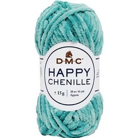 DMC Happy Chenille 15g 30 turquoise bad HC20