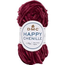 DMC Happy Chenille 15g 31 Bordeaux bad HC21