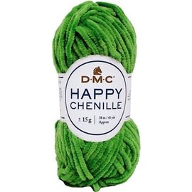 DMC Happy Chenille 15g 27 grasgroen bad HC17