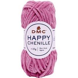 DMC Happy Chenille 15g 24 donker roze bad HC14
