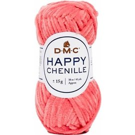 DMC Happy Chenille 15g 32 koraal bad HC22