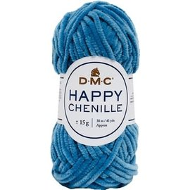 DMC Happy Chenille 15g 26 oceaanblauw bad HC16