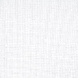 DMC precut evenweave etamine 11 f/cm, 28 count, Blanc, 38.1x45.7cm
