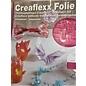Copy of Creaflexx folie transparant 44,5x60cm 0,5mm 1st