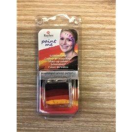 Make-up kleurrijke tinten, 10g