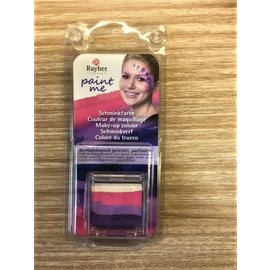Make-up roze tinten 10g.
