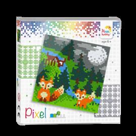 Pixel set - Wouddieren