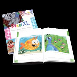 PixelXL boekje 23x23 XL