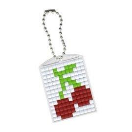 Pixel medaillon Cherries