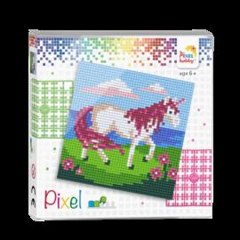Pixel set - Eenhoorn