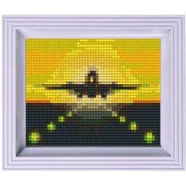 Pixelpakket Vliegtuig