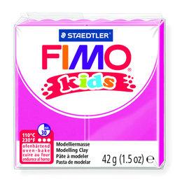 FIMO kids boetseerklei 42g, Fuchsia