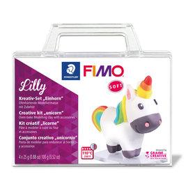 Copy of Fimo soft set - Lama Pedro