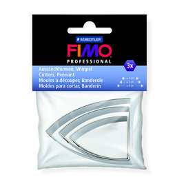 Fimo Professional cutting tools Pennant