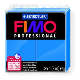 Fimo Professional 85g primair blauw