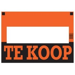 Affiche - TE KOOP