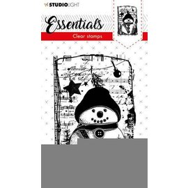 Studio Light Clear Stamp A7 Essentials nr. 466