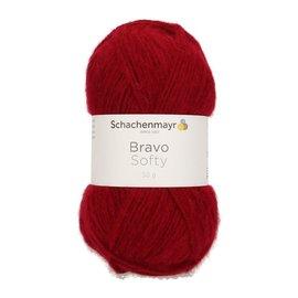 Schachenmayr Copy of SMC Bravo Softy 50g 08200 wolwit 215125