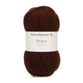 Schachenmayr SMC Bravo Softy 50g 08281 bruin bad 215136