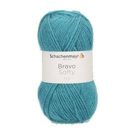 Schachenmayr SMC Bravo Softy 50g 08380 turquoise bad 215131
