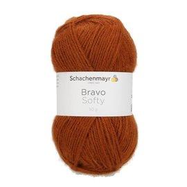 Schachenmayr SMC Bravo Softy 50g 08371 bruin bad 215236
