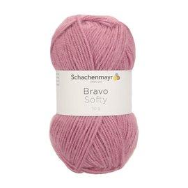 Schachenmayr SMC Bravo Softy 50g 08343 oudroze bad 215137