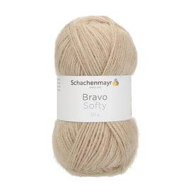 Schachenmayr SMC Bravo Softy 50g 08267 lichtbruin bad 215126