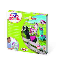 "Fimo kids Form & Play ""Pony"""