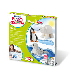 "Fimo kids Form & Play ""Polar"""